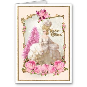 FIXmarie-pink tree invitationcard