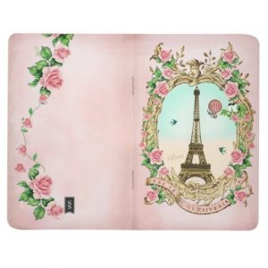 vintage_eiffel_tower_with_pink_roses_journal_手帳-rbdb2a1ee72cf4aa18788caecc40f7e93_id3vj_8byvr_512